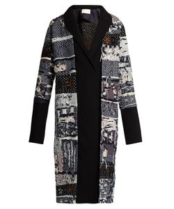 THOMAS TAIT | Boro Multicoloured Patchwork Coat
