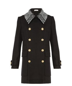 Altuzarra | Charles Detachable-Collar Double-Breasted Coat