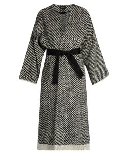 Isabel Marant | Iban Tweed Coat
