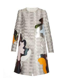 Mary Katrantzou | A-Line Framis-Print Jacquard Coat
