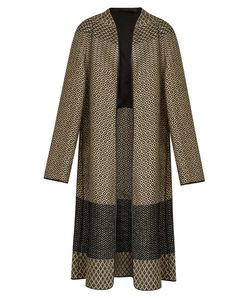 Haider Ackermann | Ohara Collarless Brocade Coat