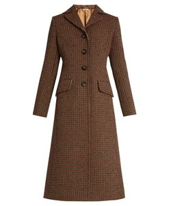 Miu Miu | Single-Breasted Tweed Coat