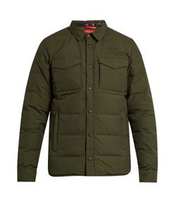 THE NORTH FACE RED LABEL | Hoodoo Point-Collar Down Coat