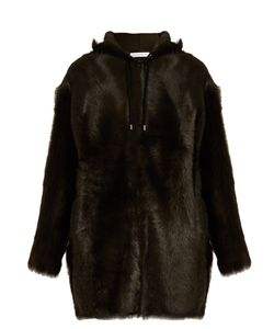 INÈS & MARÉCHAL | Antoine Hooded Lamb-Fur Coat
