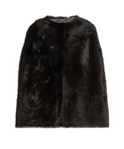 ALMA ROSA SHEARLINGS | Teddy Shearling Cape