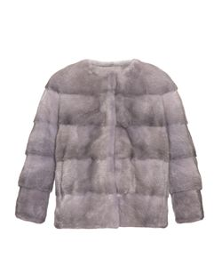 LILLY E VIOLETTA | Sarah Mink-Fur Jacket