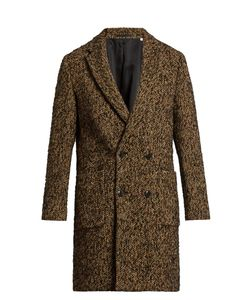 Tomorrowland | Double-Breasted Wool-Blend Fleck Coat