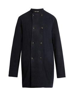 Denis Colomb   Handwoven Cashmere Coat