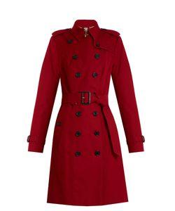 Burberry Prorsum | Sandringham Long Gabardine Trench Coat