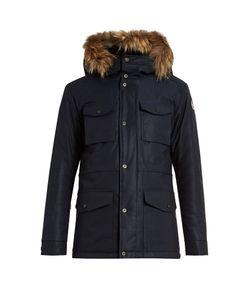 FUSALP | Belledone Fur-Trimmed Hooded Ski Jacket