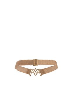 JADE JAGGER | Diamond Yellowchevron Shield Bracelet