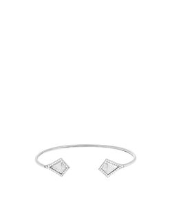 Susan Foster | Diamond Slice Whitecuff