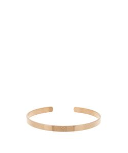 Aurelie Bidermann | Ladybird-Engraved Pinkplated Cuff
