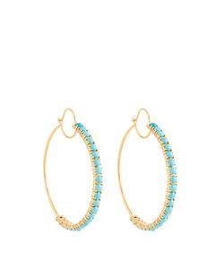 IRENE NEUWIRTH | Turquoise Yellowearrings
