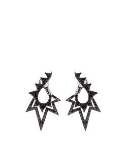 Stephen Webster | Diamond Spinel Lady Stardust Earrings