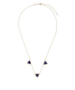 JACQUIE AICHE | Diamond Lapis Yellownecklace