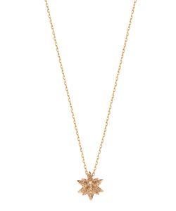 Noor Fares | Merkaba Diamond Rosenecklace