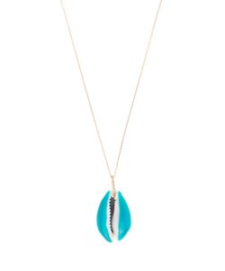 Aurelie Bidermann | Merco Shell Yellownecklace