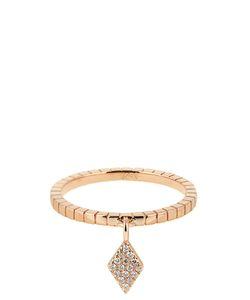 Diane Kordas | Diamond Rosekite Ring