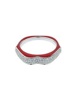 RAPHAELE CANOT | Omg Diamond Enamel Ring