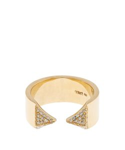 Ileana Makri | -Diamond Yellowpyramid Ring