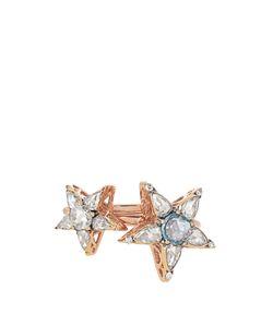 SELIM MOUZANNAR | Diamond Aquamarine Pinkistanbul Rings