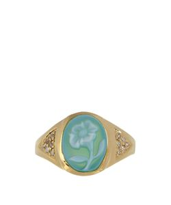 JACQUIE AICHE | Diamond Agate Yellowring