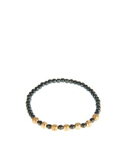 LUIS MORAIS | And Hematite Bead Bracelet