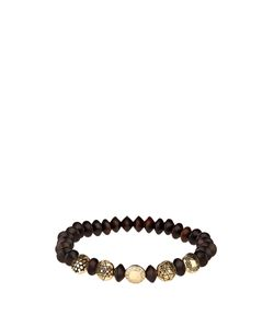 LUIS MORAIS | Diamond Wood And Bracelet