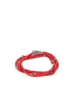 M COHEN | Glass-Bead And Bracelet