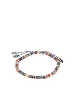 M COHEN | African Vinyl Disc-Bead And Bracelet