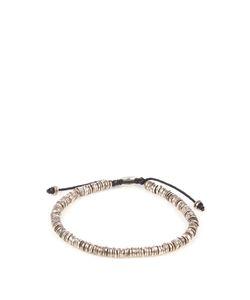 M COHEN | Disc-Bead Bracelet