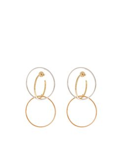CHARLOTTE CHESNAIS | Galilea And Plated Earrings