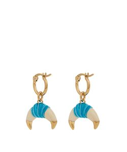 Aurelie Bidermann | Takayama Bakelite Plated Earrings