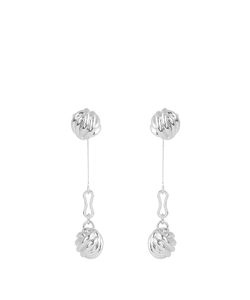 Balenciaga | Knot Drop Earrings