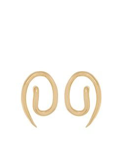 CHARLOTTE CHESNAIS | Whirlplated Earrings
