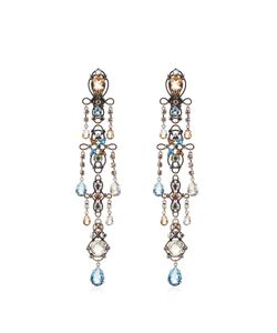 Lanvin | Ginger Crystal-Embellished Earrings