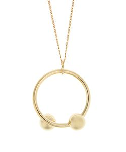 J.W. Anderson | Double-Sphereplated Necklace