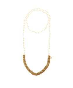 LUCY FOLK | Pearl Diver Pearl Necklace