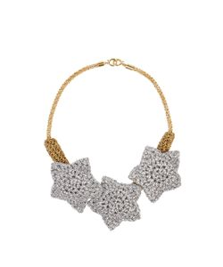 LUCY FOLK | Starry Eyed Crochet Necklace