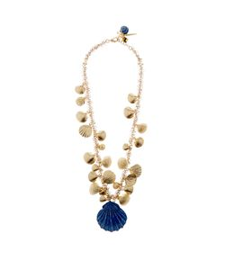 ROSANTICA BY MICHELA PANERO | Abissi Seashell-Charm Necklace