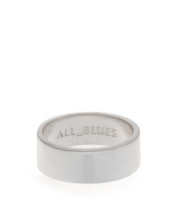 ALL BLUES | Polished Ring