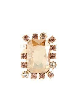 Oscar de la Renta | Crystal-Embellished Ring
