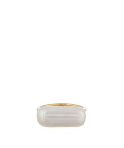 LUCY FOLK | Pill Popper Pearl Andplated Ring