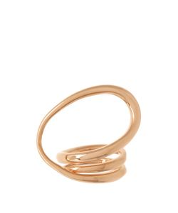 CHARLOTTE CHESNAIS | Round Tripplated Ring