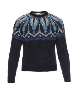 Moncler | Wool And Alpaca-Blend Sweater