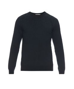 Balenciaga | Round-Neck Embossed Sweater