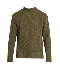 INIS MEÁIN | Beairtíní Wool Sweater