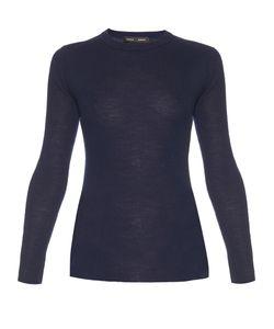 Proenza Schouler | Open-Back Long-Sleeved Knit Sweater