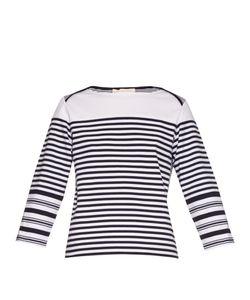Stella Mccartney | Breton Striped Cotton Top